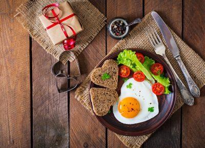 Завтрак в подарок